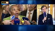 """Larrivé: """"Christiane Taubira a été le pire ministre de la Justice de la Ve République"""""""