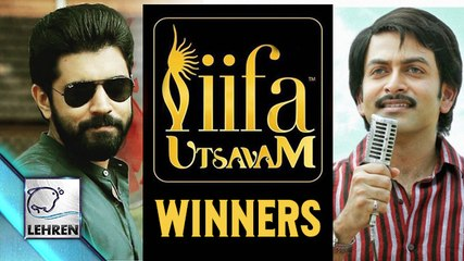 IIFA Utsavam: WINNER List For Malayalam Movies