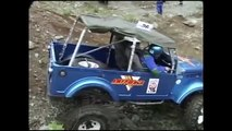 Customn Built Tube Frame Off-Roader Offroading in Sycamore Creek 2007