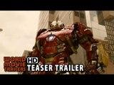 Vingadores: Era de Ultron - Avengers Age of Ultron Teaser Trailer (2015) HD