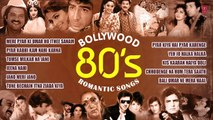 Official: 80s Romantic Songs | Bollywood Romantic Songs