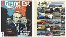 Grand Est Magazine 2 : 250 ans de voitures en Alsace-Champagne-Ardenne-Lorraine