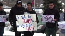 Usa, gli ispanici contro Donald Trump: fomenta il razzismo