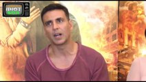 AKSHAY KUMAR AND NIMRAT KAUR  GROUP II INTERVIEW FOR THE SUCCESS OF AIRLIFT