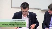 """IEJUC-SFDE_""""Le droit d'accès à la justice en matière d'environnement""""-18-""""Obtenir justice en matière d'environnement : le pt de vue des asso°"""", Benoist Busson, avocat barreau de Paris, membre du directoire réseau juridique de France Nature Environnement"""