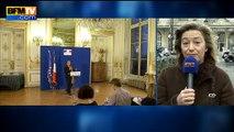 """Démission de Taubira: """"La ministre de l'Injustice"""", retient Ludovine de la Rochère"""