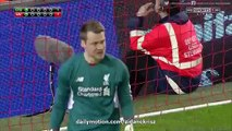 Simon Mignolet Super Penalty Saves in the Shoot-Out - Liverpool 0-1 Stoke City - Capital One Cup
