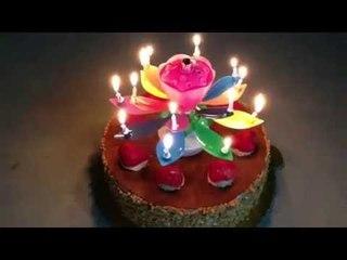 Ecco delle candeline per la torta EPICHE