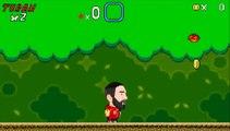 Arda Turan, Süper Mario oyun karakteri olursa
