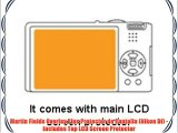 Martin Fields Overlay Plus Protector de Pantalla (Nikon Df) - Includes Top LCD Screen Protector