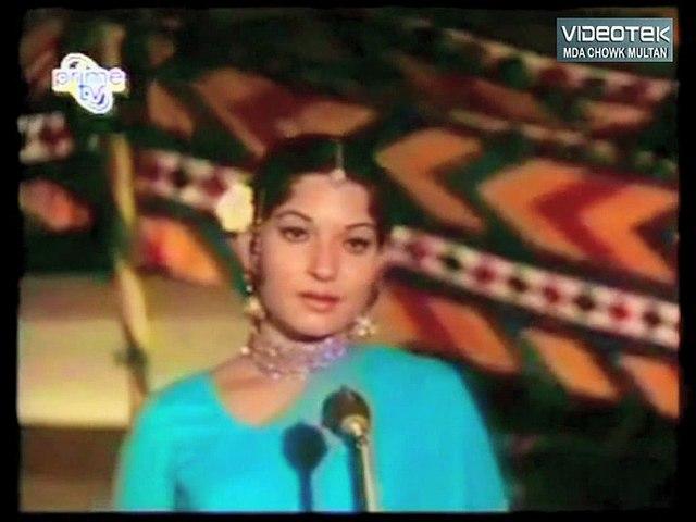 Teri Aahon Ka Aey Dil Jawab - Dil Ka Sheher - Original DvD Noor Jehan in 70s Vol. 1
