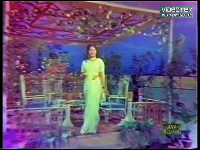 Sau Baras Ki Zindagi Mein - Insaf Aur Qanoon - Original DvD Noor Jehan in 70s Vol. 1