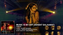 MUSIC IS MY ART (NIAMAT SALAAMAT) FULL AUDIO SONG - ZUBAAN_HD-720p_Google Brothers Attock