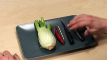 011. Darmowy kurs carvingu kalia z kopru włoskiego _ Free carving course calla made in the fennel