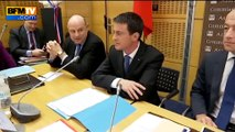 Manuel Valls a dû lâcher du lest sur la déchéance de nationalité