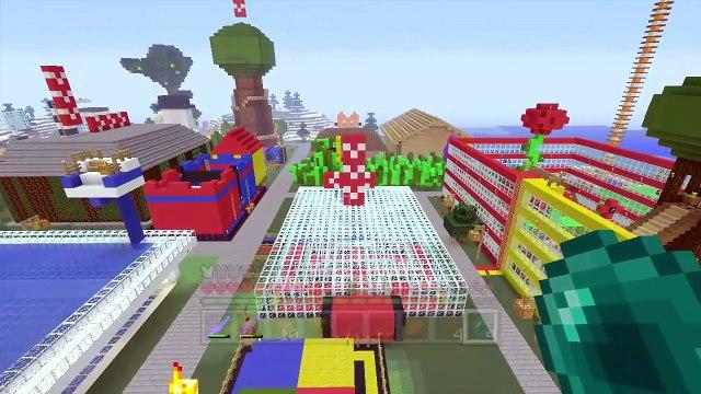 Minecraft Xbox - Doghouse Race - Stampylonghead Minecraft - Stampylongnose Minecraft - YouTube