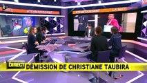 """Guillaume Larrivé : """"Christiane Taubira a commis des fautes contre la France"""""""