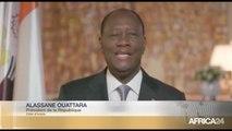 DISCOURS - Alassane OUATTARA, Discours de Présentation de vœux à la nation de Côte d'Ivoire