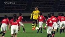 Insolite : Kagawa met au supplice 30 enfants