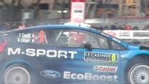 Rallye Monte-Carlo 2016 : Éric Camilli présent au volant d'une Ford WRC