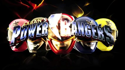 Sabans Power Rangers Megaforce 3DS - Scan Official Power Rangers Trading Cards
