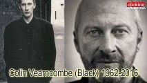 Colin Vearncombe BLACK has died Singer of Wonderful Life COLIN Vearncombe Died COLIN Vearncombe Dies at 53 Deceased Dead Fallecimiento Muerte Fallece Muere Colin Vearncombe, Black., El cantante británico a los 53 años