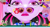Copie de Baby Monster High Nose Doctor Games to play for girls