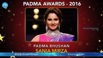 Padma Awards 2016 : SS Rajamouli Bags Padma Shree || Rajinikanth, Ramoji Rao Awarded Padma Vibhushan