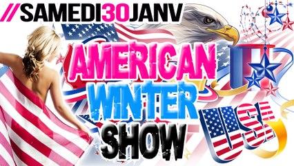 TEASER AMERICAN WINTER SHOW 30-01-16