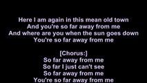 Dire Straits – So Far Away Lyrics