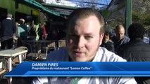 """D!CI TV : Embrun : Le restaurant """"Lemon coffee"""" d'Embrun à ouvert sa table aux bénéficiaires des restos du coeur"""