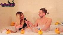 Ludivine (La villa des Coeurs brisés) dans le bain de Jeremstar - INTERVIEW