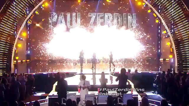 Paul Zerdin Wins Americas Got Talent Season 10 Americas Got Talent 2015 Finale