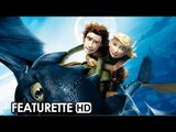 Dragon Trainer 2 Featurette 'Dragons and Riders' (2014) - Dean DeBlois Animation Movie HD
