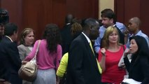 George Zimmerman Hearing May 28 2013 - In court after hearing conversations