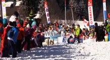 LE DAUPHINÉ LIBÉRÉ - Arrivée de la Grande Odyssée Savoie Mont Blanc - 15/01/201