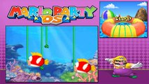 Mario Party DS - Story Mode - Part 18 - Kameks Library (2/2) (Wario) [NDS]