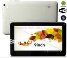 Hot sell 9 inch Android 4.2 tablet pc Allwinner A23 Dual core capactive touch screen dual camera with wi fi Bluetooth tablet 9-in Tablet PCs from Computer