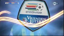 0-1 Mike Havenaar Goal Holland Eredivisie - 27.01.2016, De Graafschap 0-1 ADO Den Haag