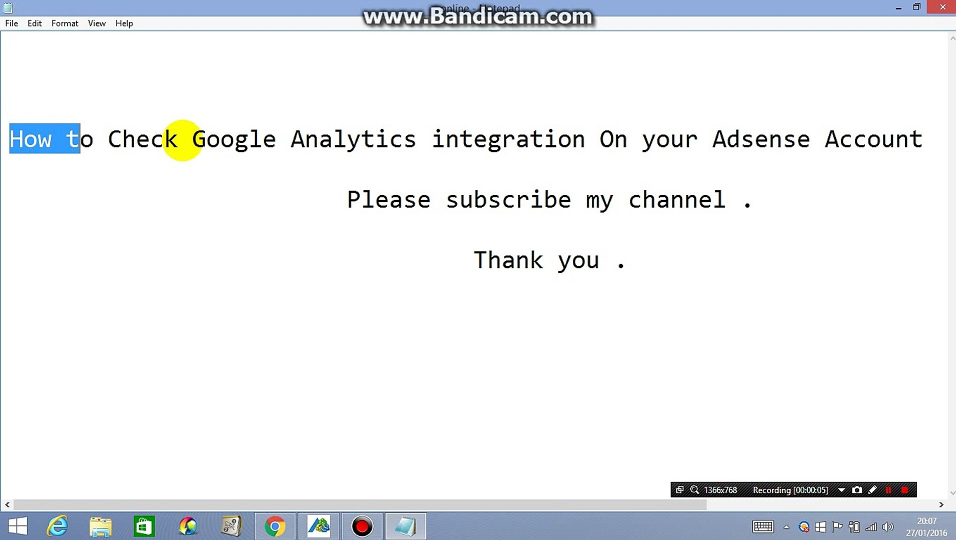 How to Check Google Analytics integration On your Adsense Account