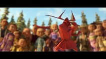 Kubo and the Two Strings Official Trailer #1 (2015) - Rooney Mara, Charlize Theron Animated Movie H