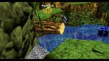 Lets Play Super Mario 64 Bros 3D - Part 2 - Höhlen-Gletscher