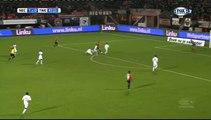 Christian Santos Goal NEC Nijmegen 2-0 FC Twente Holland Eredivisie - 27.01.2016,
