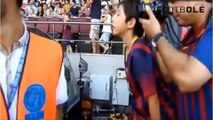When Kid MEET their football Idols - Watch the Reaction of these Kids!