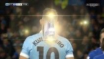 0-1 Ross Barkley Goal England  Football League Cup  Semifinal - 27.01.2016, Manchester City 0-1 Everton FC