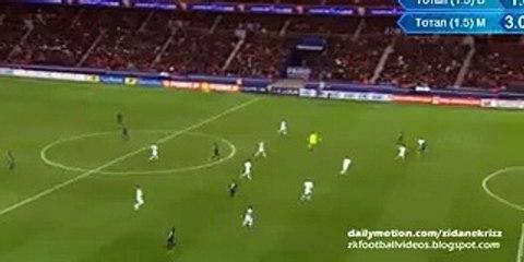 1-0 Lavezzi - PSG v. Toulouse 27.01.2016 HD