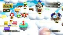 Lets Play New Super Mario Bros. Wii - Part 14 - Mario auf Cloud Nine [HD+/60fps/Deutsch]