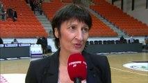 Basket - Euroligue (F) - Bourges : Garnier «Pas un grand succès aux lancers francs»