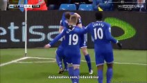 Manchester City 3-1 Everton - All Goals and Highlights  27.01.2016 HD