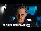 Transcendence Trailer Ufficiale Italiano (2014) - Johnny Depp Movie HD